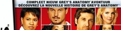 Banner Greys Anatomy The Video Game