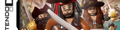 Banner LEGO Pirates of the Caribbean