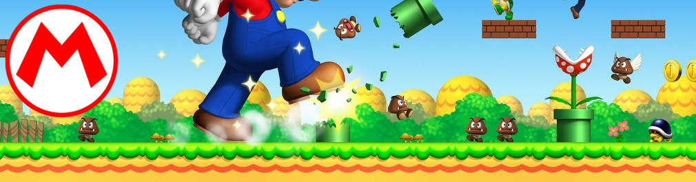 Banner New Super Mario Bros