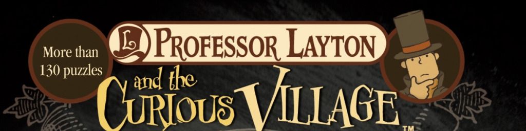 Banner Professor Layton and the Curious Village
