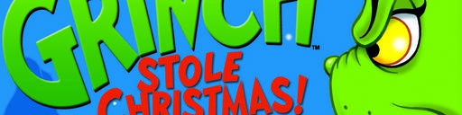 Banner The Grinch