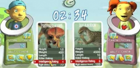 Banner Top Trumps Dogs and Dinosaurs
