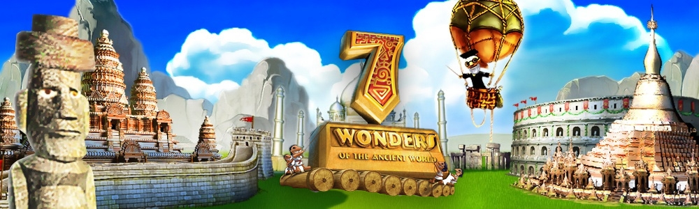 Banner 7 Wonders of the Ancient World