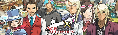 Banner Ace Attorney Apollo Justice