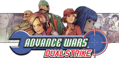 Banner Advance Wars Dual Strike