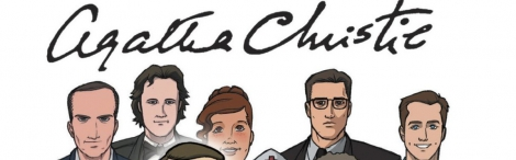 Banner Agatha Christie The ABC Murders