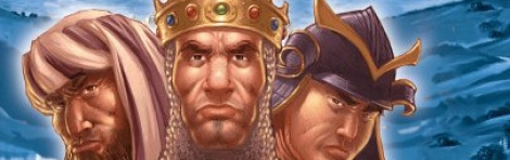 Banner Age of Empires The Age of Kings