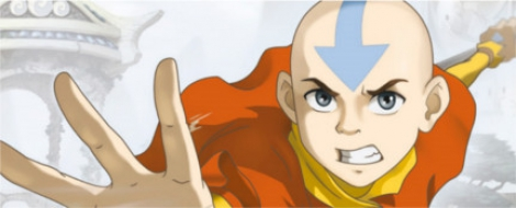 Banner Avatar The Legend of Aang