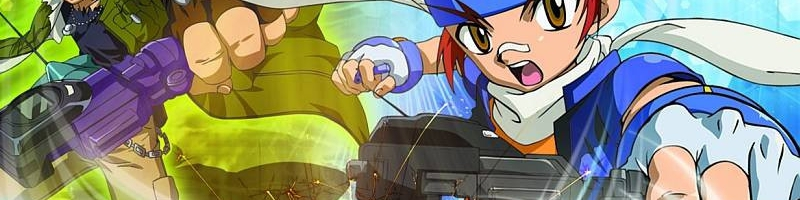 Banner Beyblade Metal Fusion