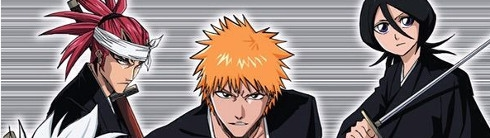 Banner Bleach Dark Souls