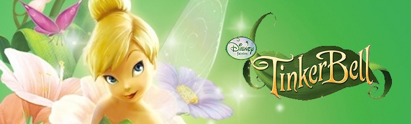 Banner Disney Fairies TinkerBell