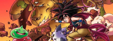 Banner Dragon Quest Monsters Joker 2
