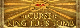 Banner Emily Archer The Curse of King Tuts Tomb