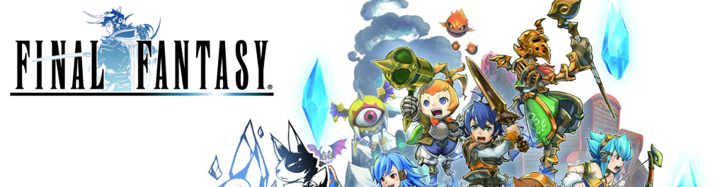 Banner Final Fantasy Crystal Chronicles Echoes of Time