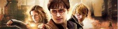 Banner Harry Potter and the Deathly Hallows Part 2