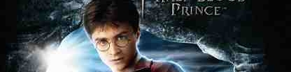 Banner Harry Potter en de Halfbloed Prins