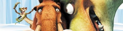Banner Ice Age 3 Dawn of the Dinosaurs