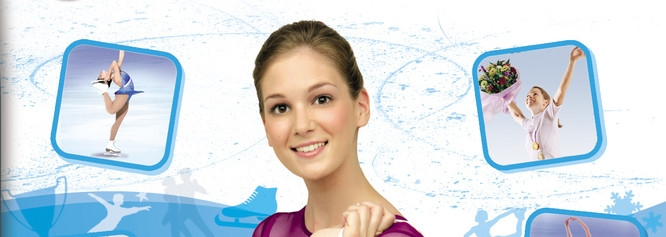 Banner Imagine Figure Skater