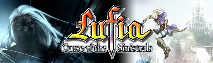 Banner Lufia Curse of the Sinistrals