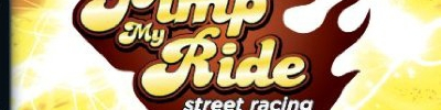 Banner MTV Pimp My Ride Street Racing