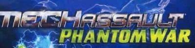 Banner MechAssault Phantom War