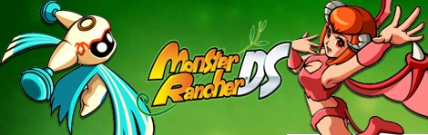 Banner Monster Rancher DS