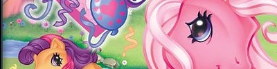Banner My Little Pony Pinkie Pies Party