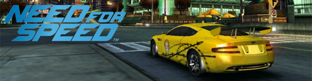 Banner Need for Speed Carbon - Own the City