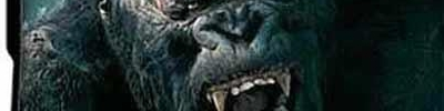 Banner Peter Jacksons King Kong The Official Game of the Movie