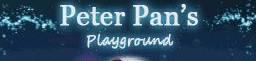 Banner Peter Pans Playground