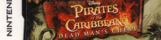 Banner Pirates of the Caribbean Dead Mans Chest