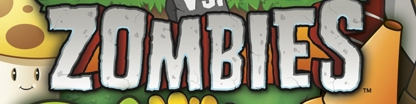 Banner Plants Vs Zombies