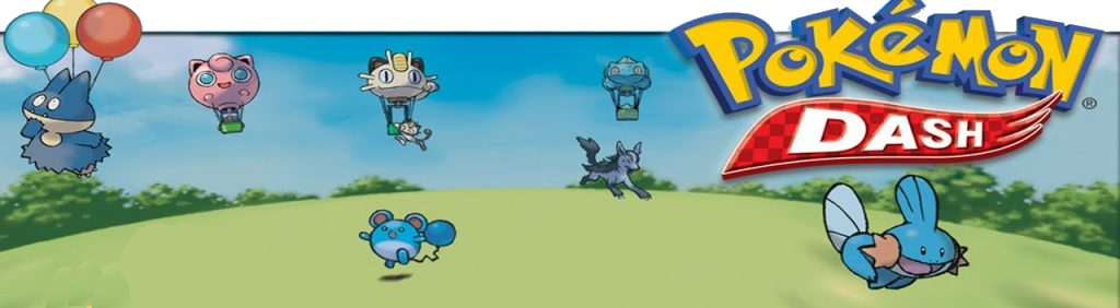 Banner Pokemon Dash