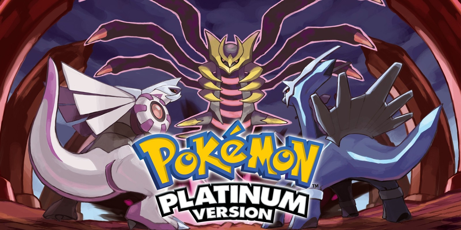 Banner Pokemon Platinum Version