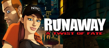 Banner Runaway a Twist of Fate