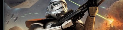 Banner Star Wars Battlefront Elite Squadron