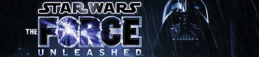 Banner Star Wars The Force Unleashed