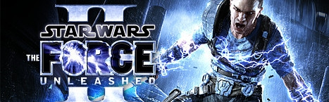 Banner Star Wars The Force Unleashed II