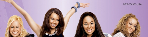 Banner The Cheetah Girls Pop Star Sensations