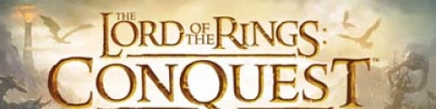Banner The Lord of the Rings Conquest