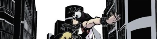 Banner The World Ends With You