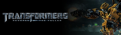 Banner Transformers Revenge of the Fallen - Autobots
