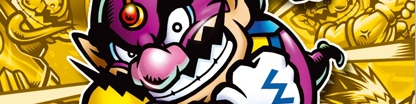 Banner Wario Master of Disguise