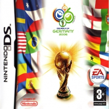 2006 FIFA World Cup Germany Losse Game Card voor Nintendo DS