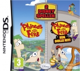 2 Disney Games: Phineas and Ferb & Phineas and Ferb een Dolle Rit voor Nintendo DS