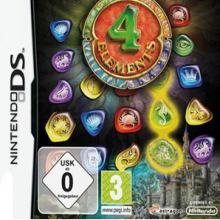 4 Elements voor Nintendo DS