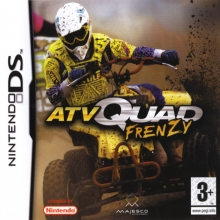 ATV Quad Frenzy Losse Game Card voor Nintendo DS