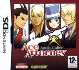 Ace Attorney: Apollo Justice voor Nintendo DS