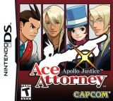 Ace Attorney: Apollo Justice (NA) voor Nintendo DS