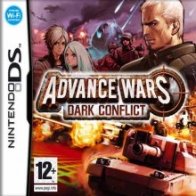 Advance Wars Dark Conflict voor Nintendo DS